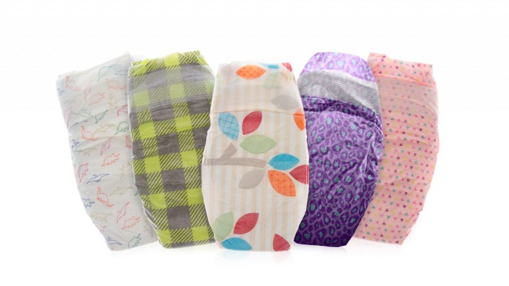 New Diaper Designs GROUP