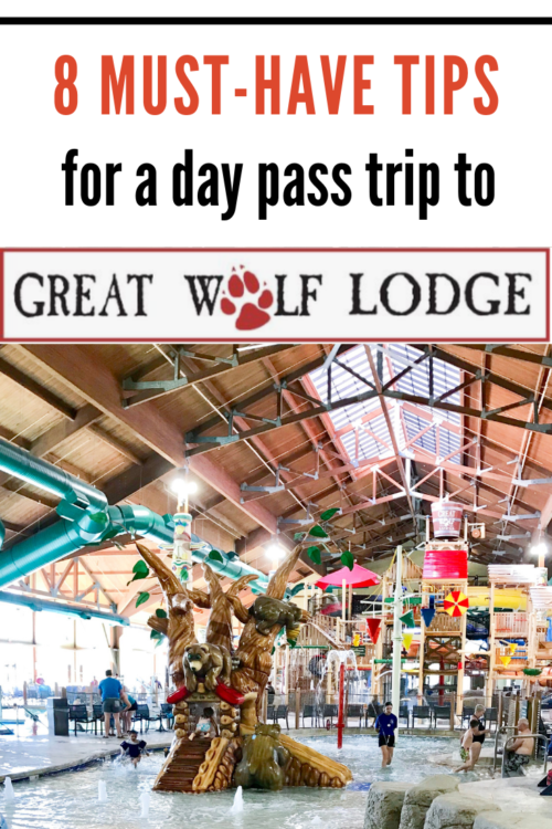 Plan a Trip to Great Wolf Lodge on a Day Pass