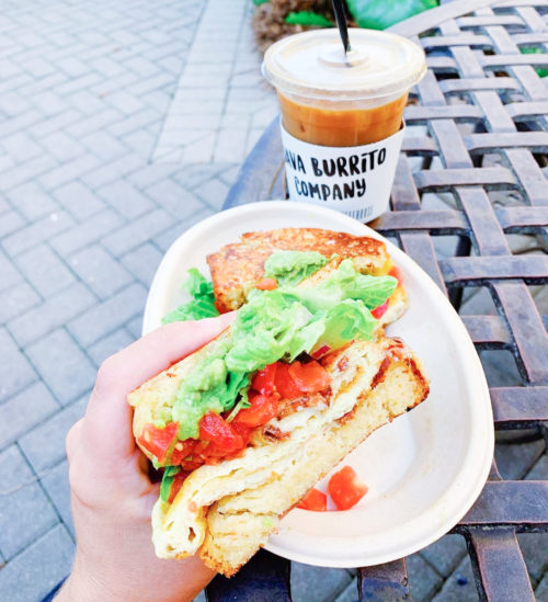 BLT AND COFFEE