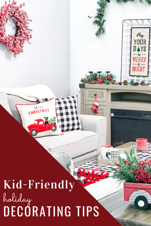 Big Lots Kid Friendly Decorating Tips