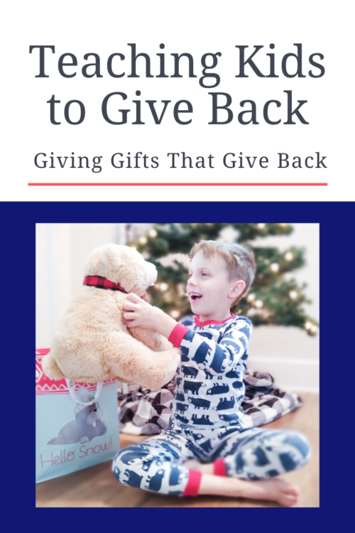 Gift Giving that Gives Back with Gordman's