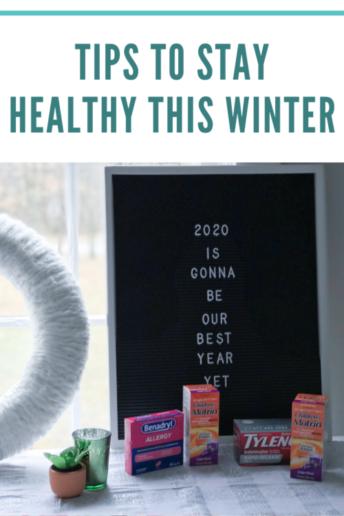 Tips To Stay Healthy This Winter with Johnson and Johnson