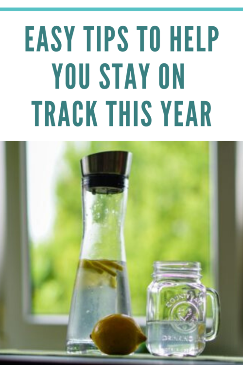 EASY TIPS TO HELP YOU STAY ON TRACK THIS YEAR WITH DISTILLATA
