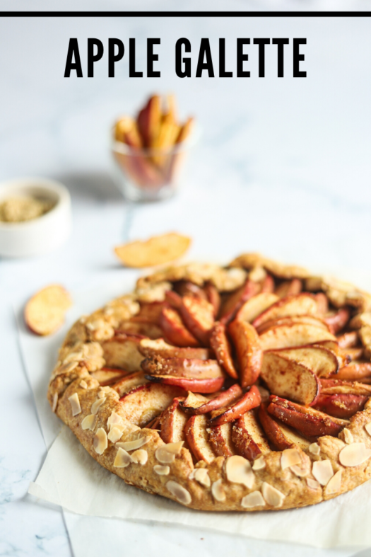 PIN ME - APPLE GALETTE