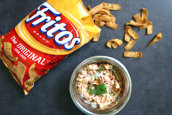 Yummy + Easy Summertime Frito Salad