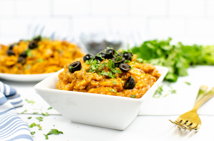 Instant Pot Mexican Casserole