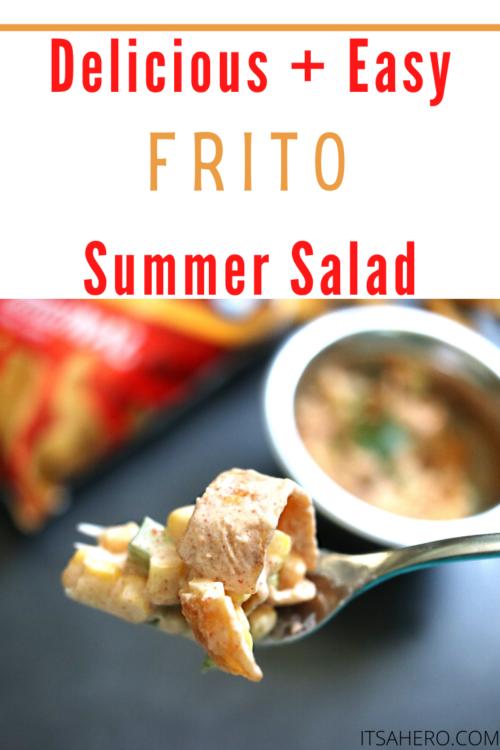 PIN ME - Frito Summer Salad