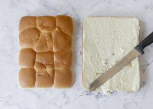 sliced roll