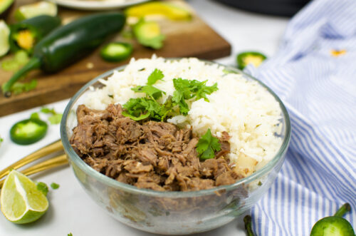 Instant Pot Copycat Chipotle Barbacoa