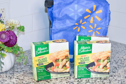 Flexitarian Meals are simple with Marie Callender's from Walmart