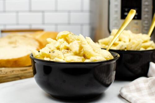 Instant Pot Copycat Panera Mac and Cheese