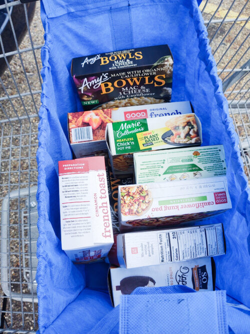 Tips for Specialty Diet Shopping at Walmart