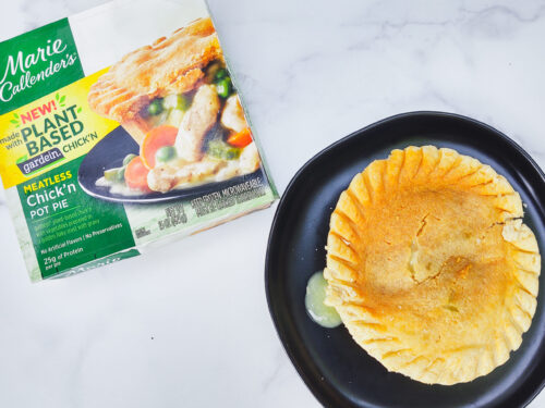 Flexitarian Meals are simple with Marie Callender's