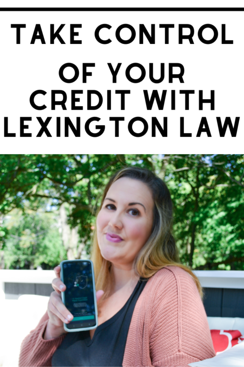 How Lexington Law is Helping Me Recover My Credit