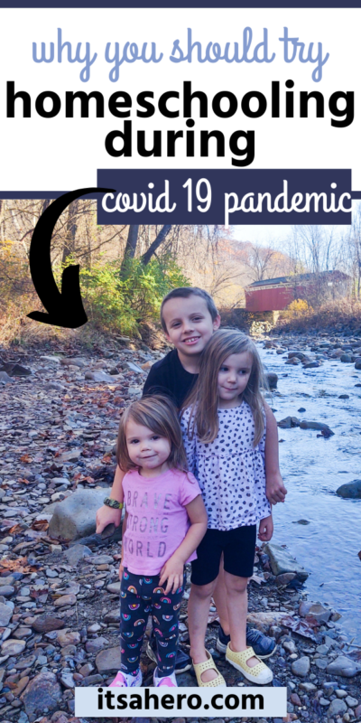 PIN ME - Why You Should Try Homeschooling During COVID19