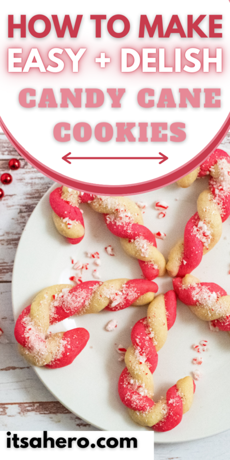 How to Make Easy and Delicious Candy Cane Cookies