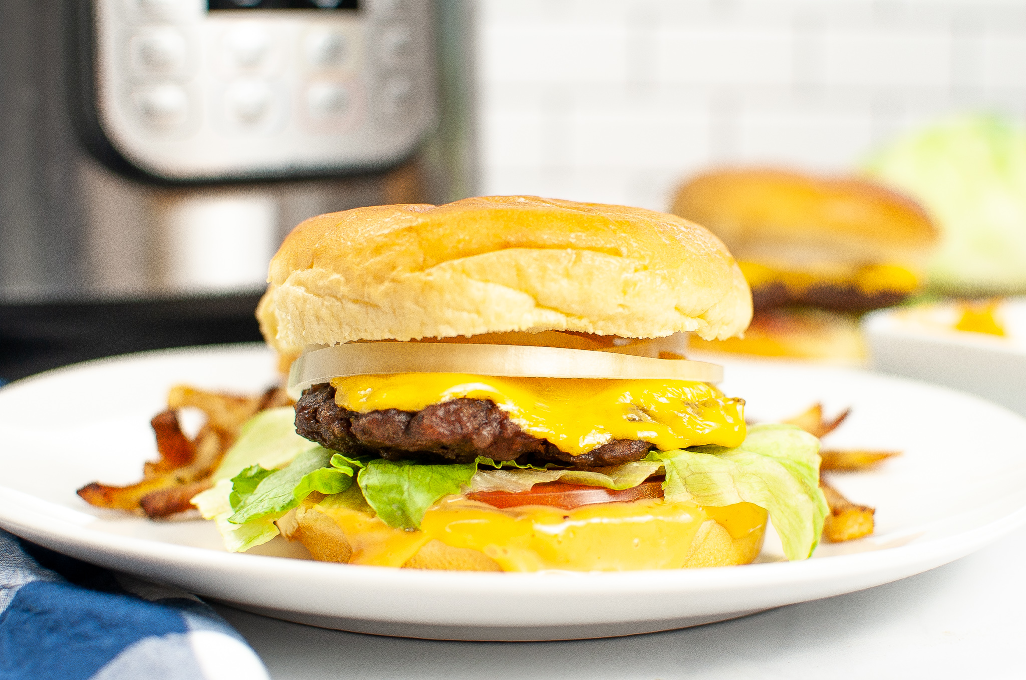 Copycat In-N-Out Burgers