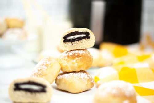 Easy Air Fryer Fried Oreos