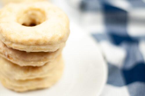 Copycat Krispy Kreme Donuts Recipe