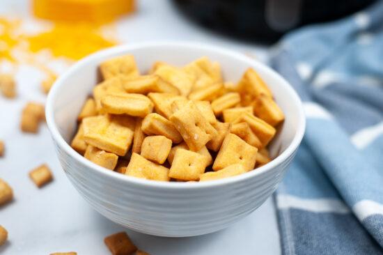 Air Fryer Cheez-Its Recipe