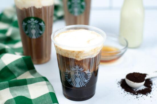 Copycat Starbucks Vanilla Sweet Cream
