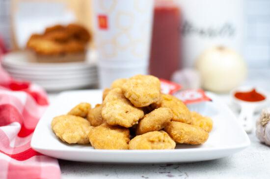Copycat McDonald's Chicken McNuggets