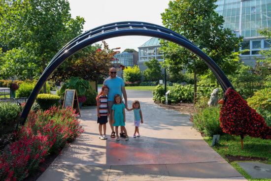 Experience Columbus Ohio as a Family