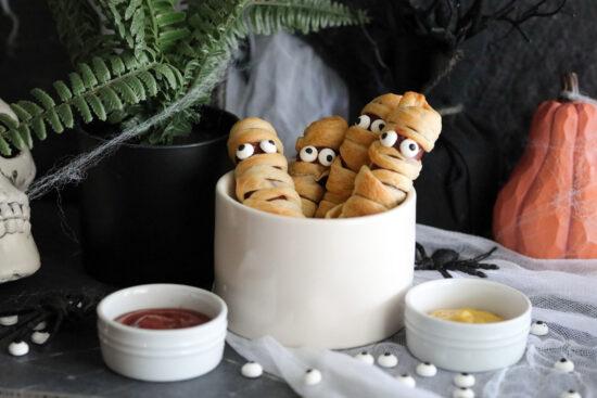 Hot Dog Mummies Recipe