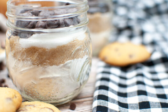 Dry Chocolate Chip Cookie Mix
